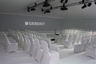 VIP event Plenary area